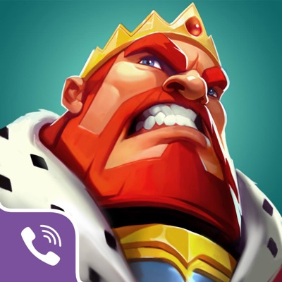 Game of Emperors on Viber